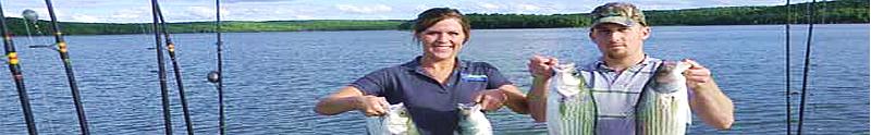 Birch lake fishing guide 918 830 0007 birch lake for Oklahoma fishing guide